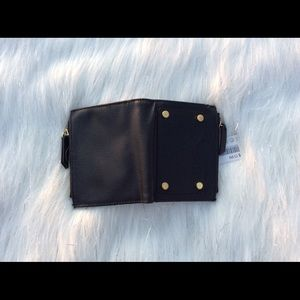 Handbags - 🛍Small black wallet in faux leather